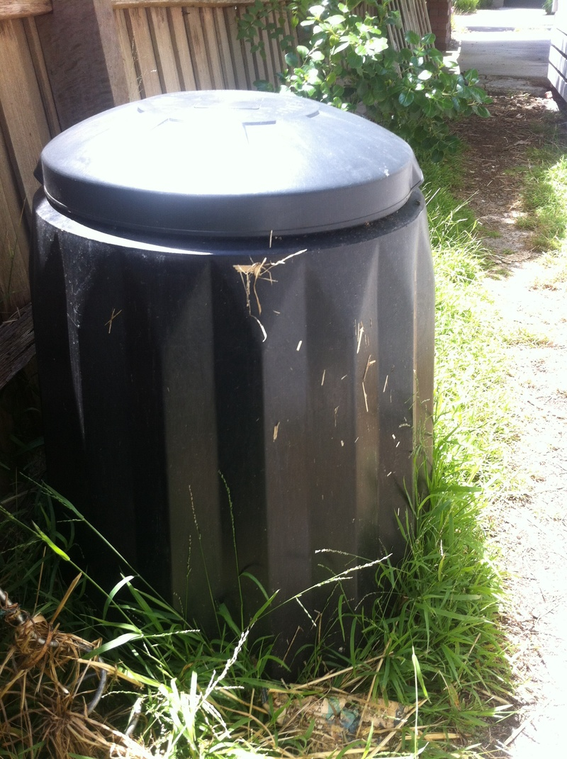 Compost bin